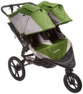 Baby Jogger Summit X3 Double Stroller Review