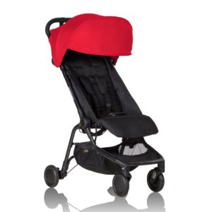 Mountain Buggy Nano Stroller Stroller Review