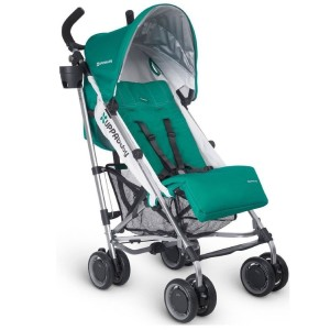 UPPAbaby 2015 G-Luxe Stroller Review