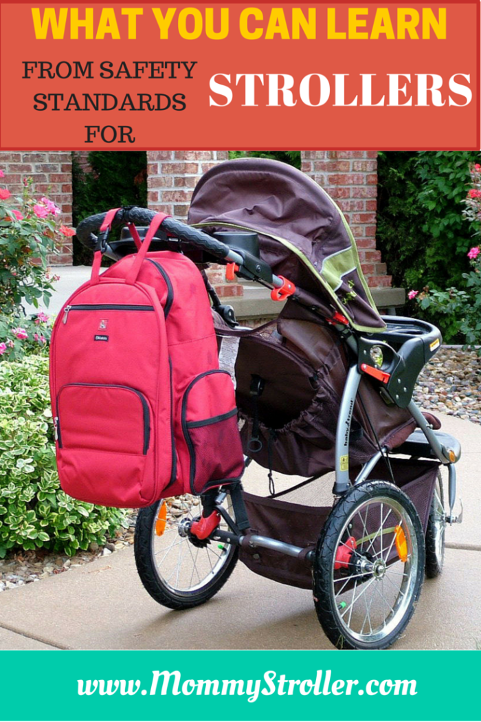 What You Can Learn From Safety Standards For Strollers