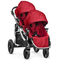 Baby Jogger City Select Stroller - Ruby 2