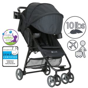 ZOE XL1 Stroller Review