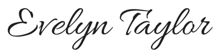 Signature - Evelyn